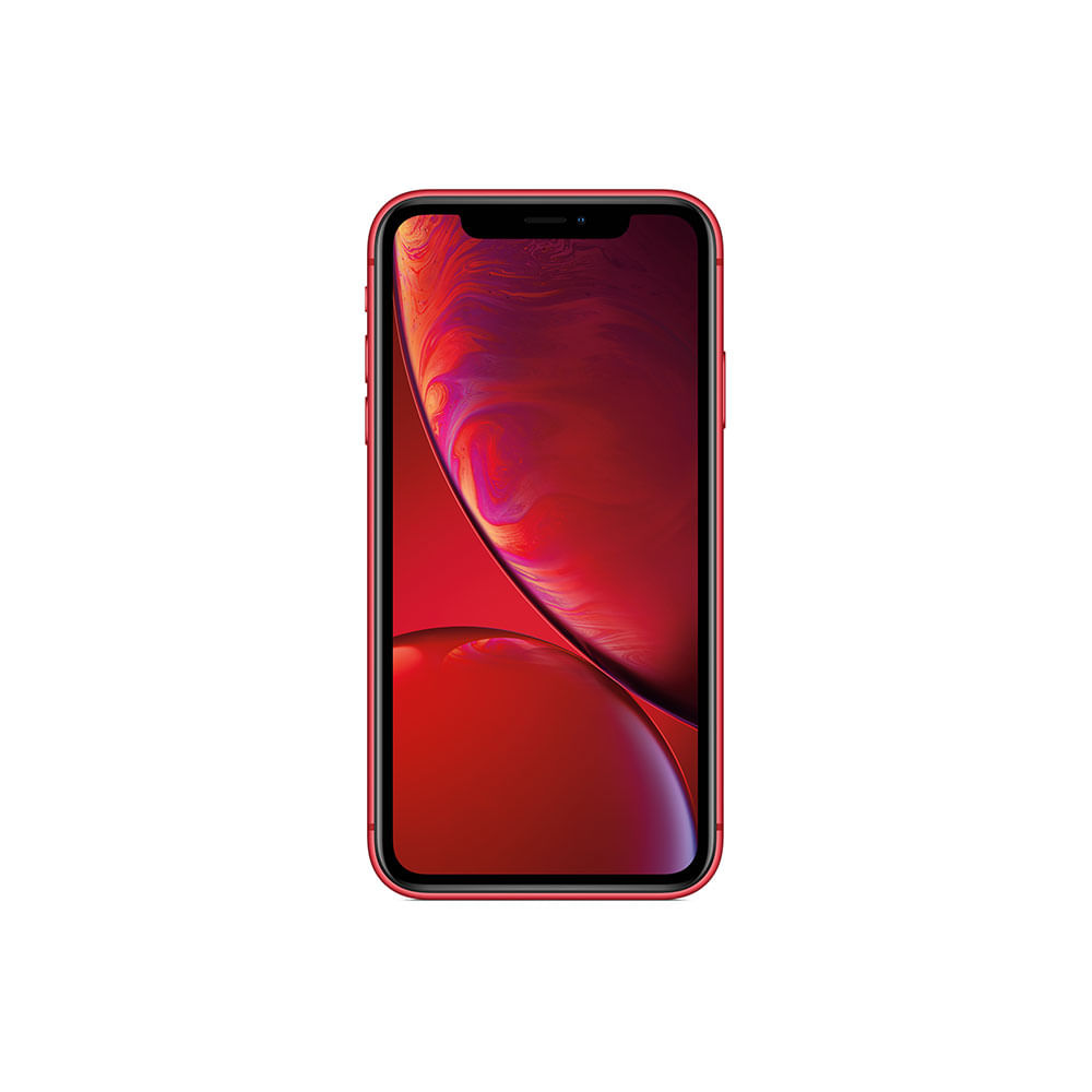 6bdee8b5581 Apple Iphone XR Rojo 64GB - Unity Stores