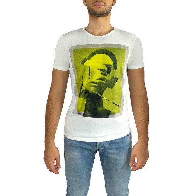 pimiento-camiseta-blanco