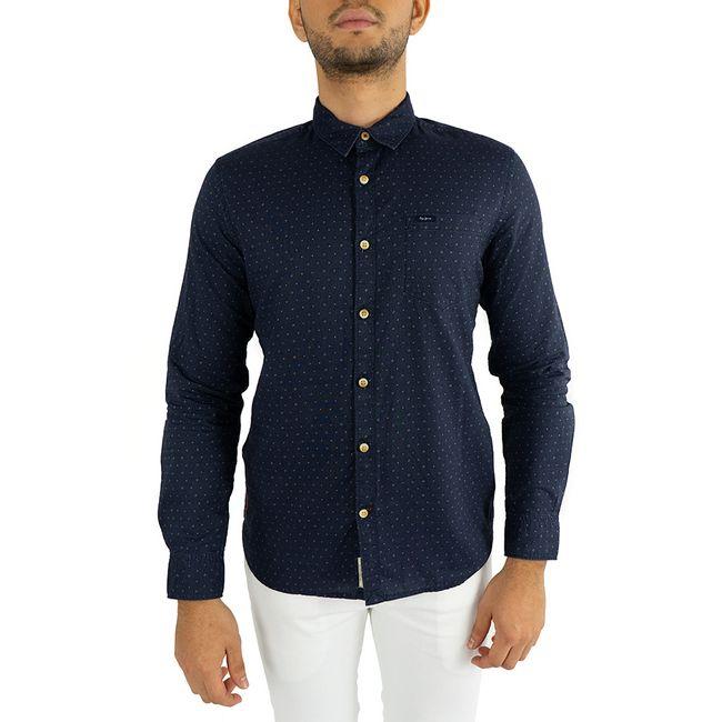 pepe-jeans-camisa-cube-indigo-PM303132561M