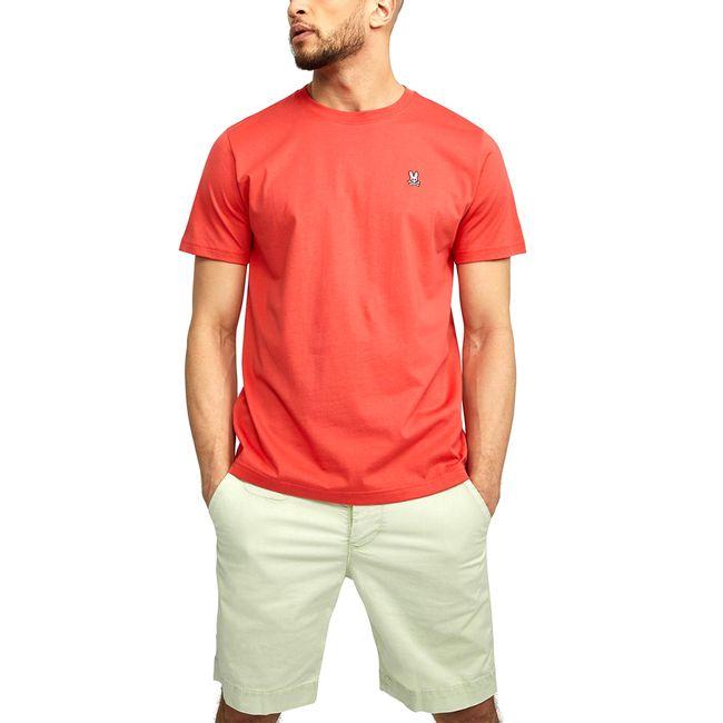 psycho-bunny-camiseta-cuello-redondo-hombre-naranja-b6U014F1PC-NJA-1