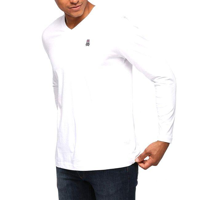 psycho-bunny-camiseta-L-S-hombre-blanco-B6T421ARPC-WHT