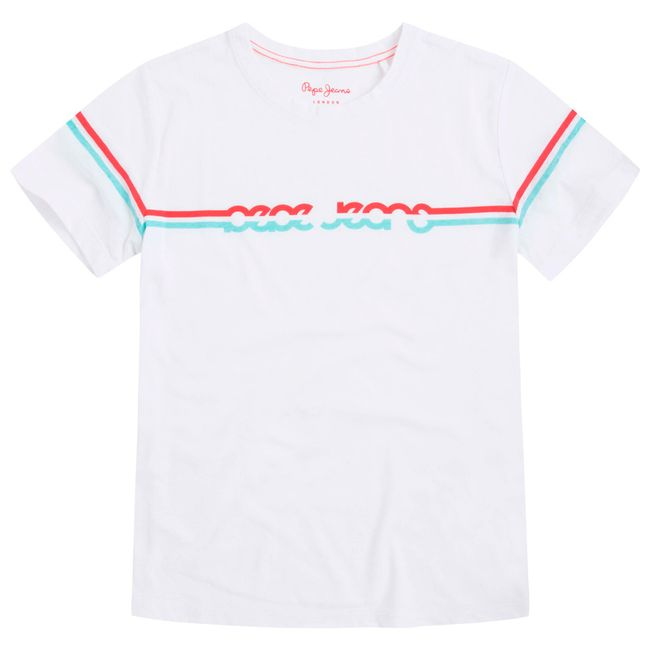 pepepepe-jeans-lola-camiseta-optic-white-pl504077802