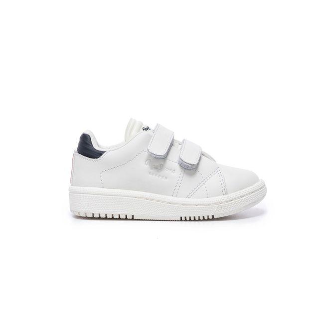 pepe-jeans-sneakers-brompton-basic-kids-blanco-pbs30401800-1