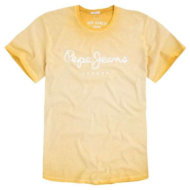 pepe-jeans-camiseta-occidental-amarillo-pm504032