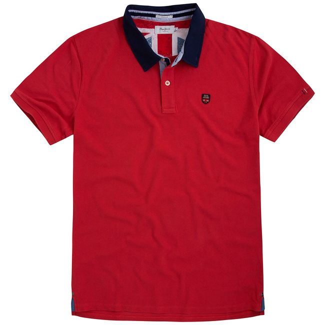 pepe-jeans-camiseta-rojo-polo-pm541208
