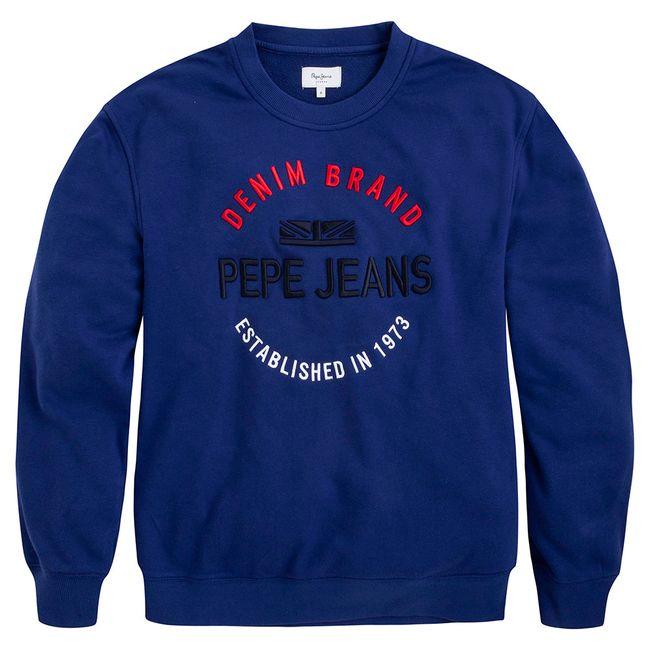 pepe-jeans-sudadera-azul-logo-bordado-pm581579