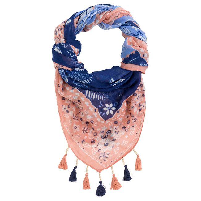 pepe-jeans-bufanda-cuadrada-patricia-estampado-flores-pl110569