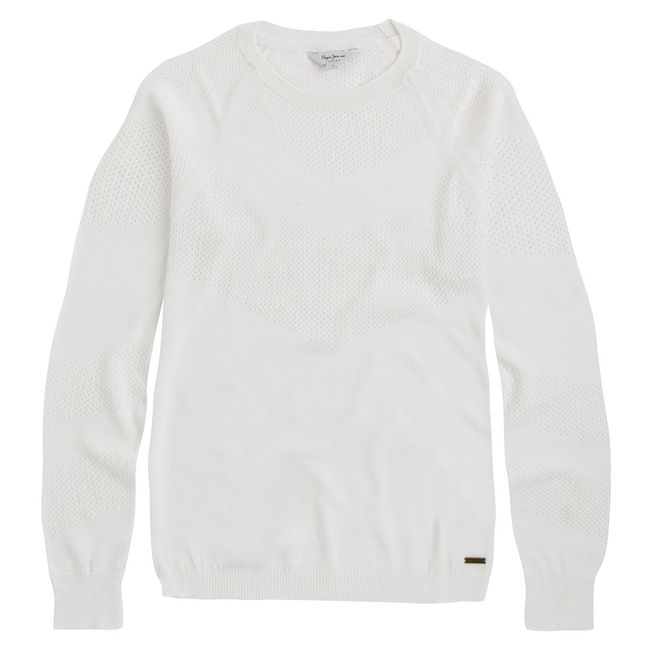 pepe-jeans-jersey-lulu-blanco-pl701459