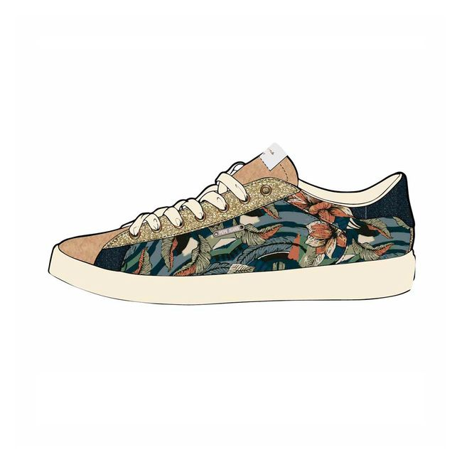 Sneakers-Kioto-Jungle-Beige-37-PLS3084884437
