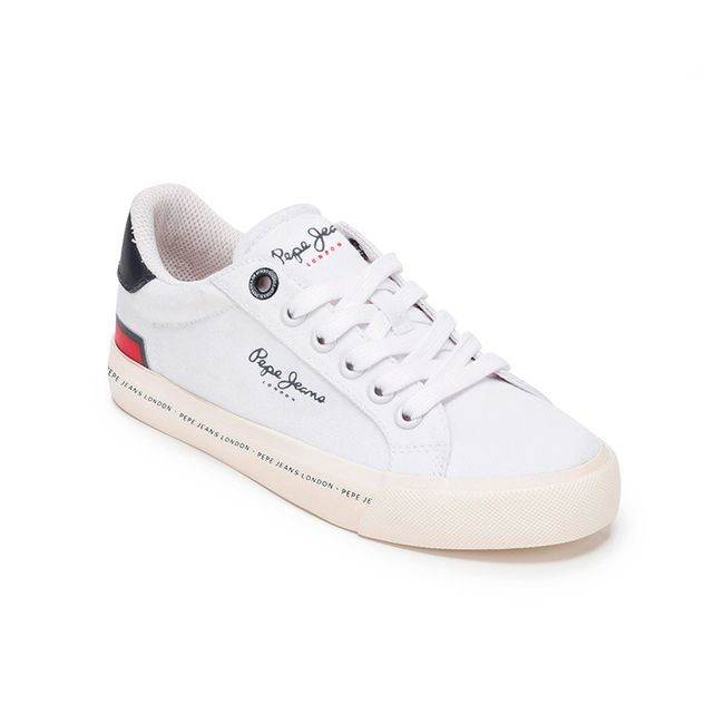 SNEAKERS-TENNIS-CANVAS-WHITE