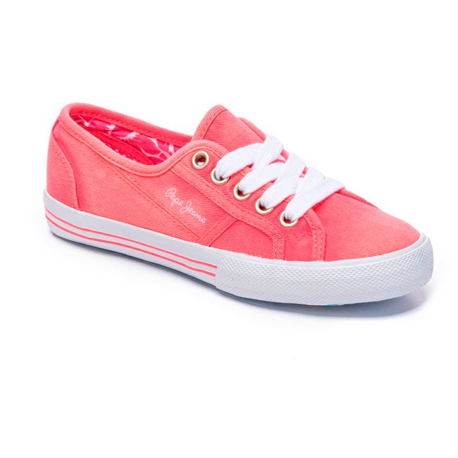 SNEAKERS-BAKER-CANVAS-CORAL-PGS30381179