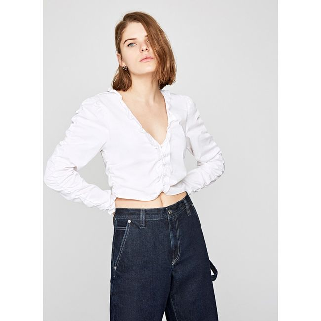 Shirt-Dua-Lipa-Caroline-White-PL303576800