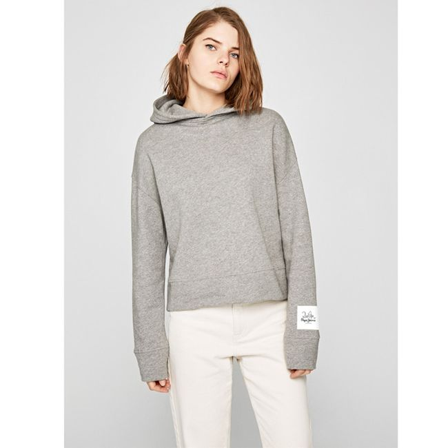 Sweatshirt-Dua-Lipa-Telma-Grey-Marl--PL580907933