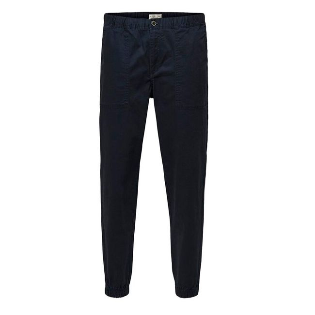 selected-Pantalon-Tapered-Air-Dark-Blue-16058013