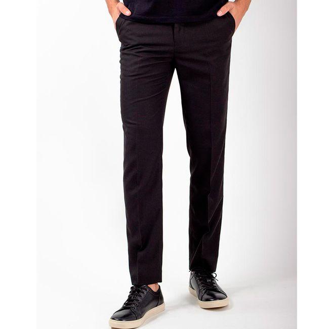 macson-pantalon-negro-liso617634