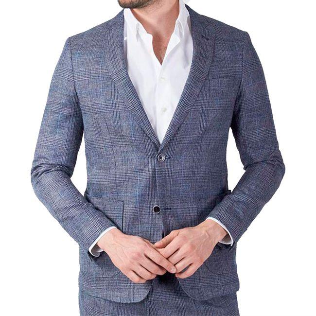 macson-blazer-americana-cuadro-gales-626698