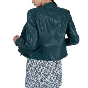 vero-moda-chaqueta-soffy-short-green-2