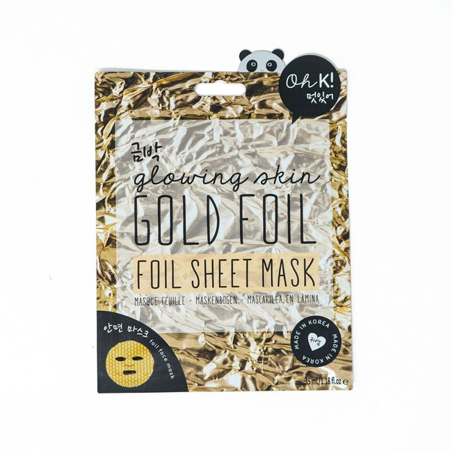 oh-k-gold-foil-sheet-mascarilla-npw6122