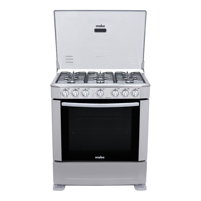 mabe-cocina-gas-76cm-grafito-inox-ingenious-7610-1