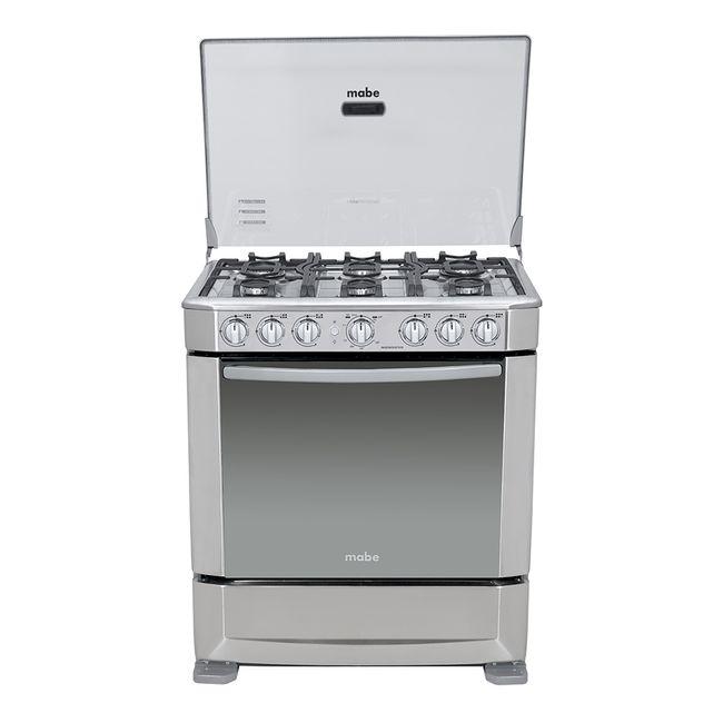 mabe-cocina-gas-76cm-inox-ingenious-7620-1