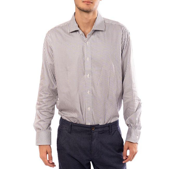 square-collar--ight-grey-tripes-