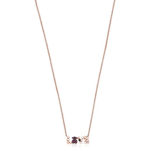 tous-collar-love-de-plata-vermeil-rosa-con-rubo-y-espinela-915302550-1