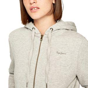 pepe-sweatshirt-zip-thru-ladies-grey-marl-pl580545933-2