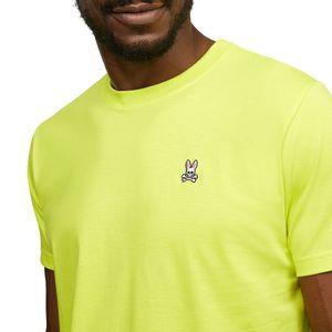 psycho-bunny-camiseta-cuello-redondo-amarillo-neon-B6U014J1PC-LLT-2