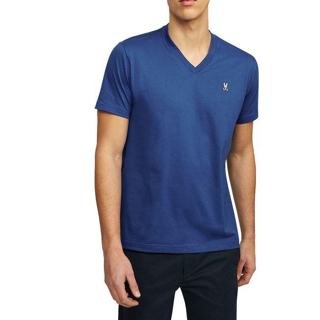 psycho-bunny-camiseta-cuello-v-azul-B6U100J1PC-PRU-1