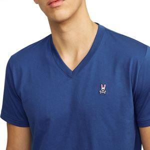 psycho-bunny-camiseta-cuello-v-azul-B6U100J1PC-PRU-2
