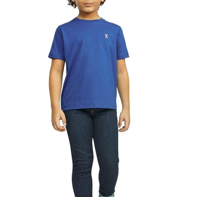 psycho-bunny-camiseta-cuello-redondo-azul-B0U014J1PC-PRU-1