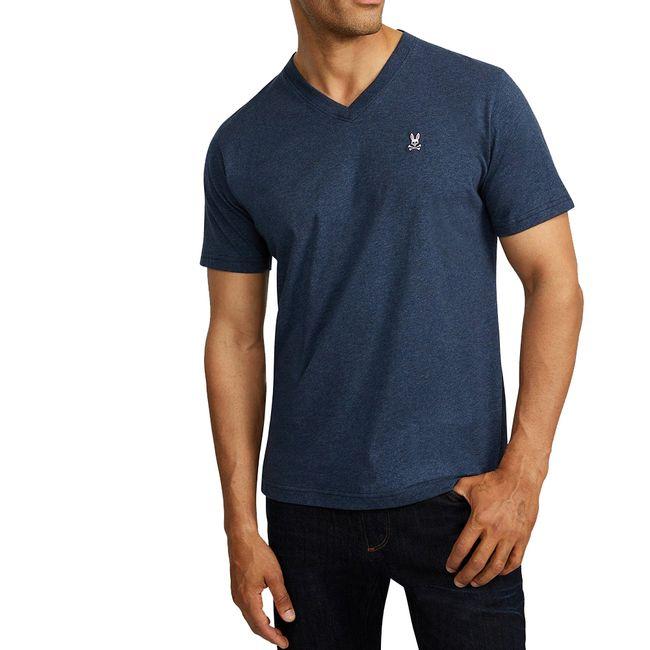 psycho-bunny-camiseta-cuello-v-azul-marino-B6U100ARPC-HNV-1