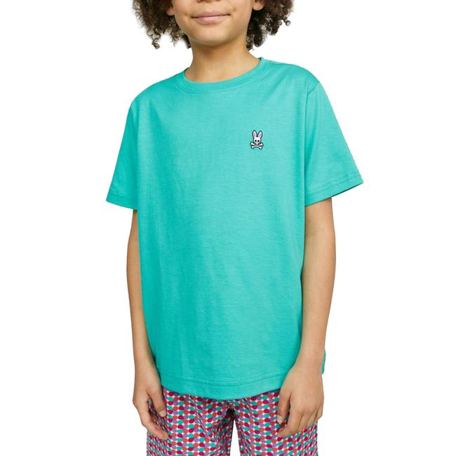 psycho-bunny-camiseta-cuello-redondo-turquesa-B0U014J1PC-CER-1