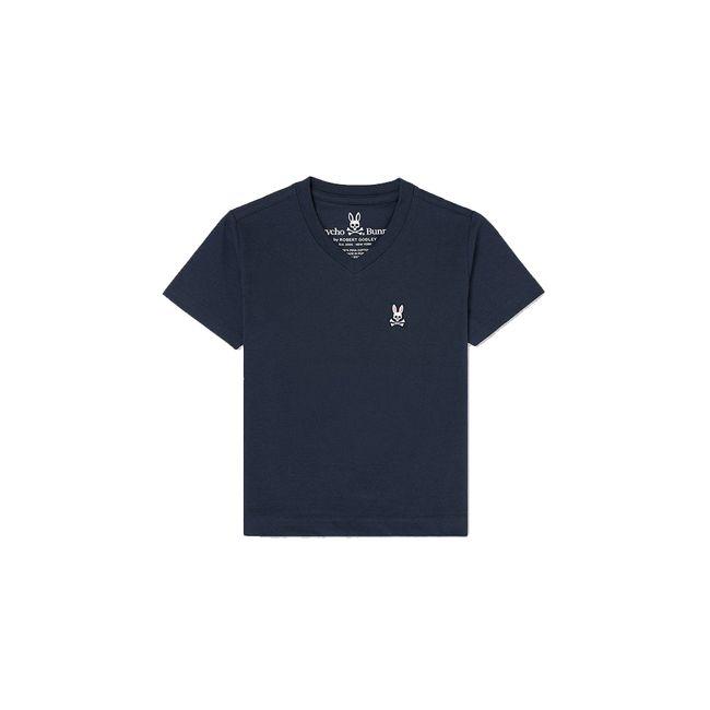 psycho-bunny-camiseta-cuello-v-azul-marino-B0U100CRPC-NVY-1