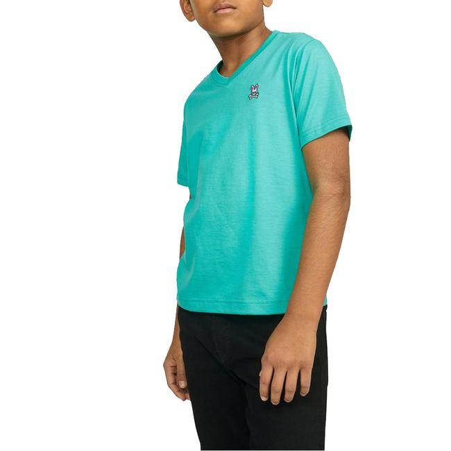 psycho-bunny-camiseta-cuelo-v-turquesa-B0U100J1PC-CER-1