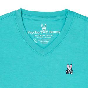 psycho-bunny-camiseta-cuelo-v-turquesa-B0U100J1PC-CER-3