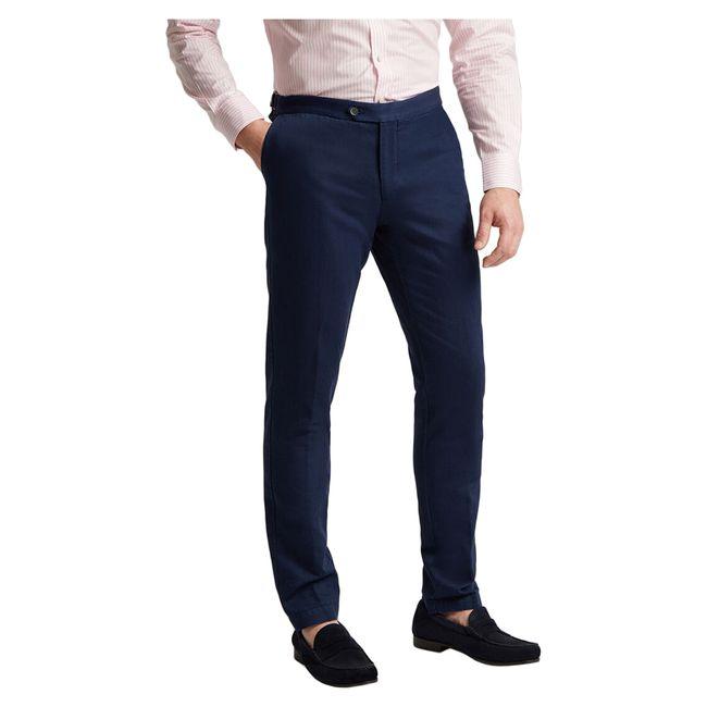 hackett-pantalon-de-5-bolsillos-texturizado-azul-marino-hm212078l5pf-1