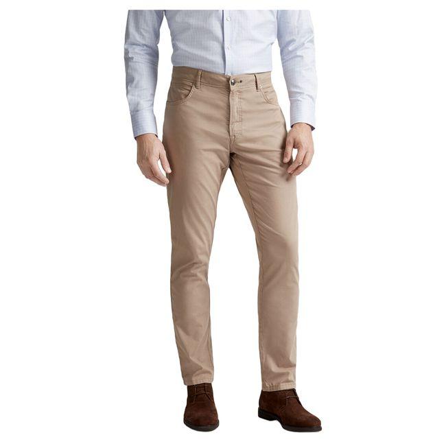 hackett-pantalon-de-5-bolsillos-texturizado-crema-hm212078l8hw-1