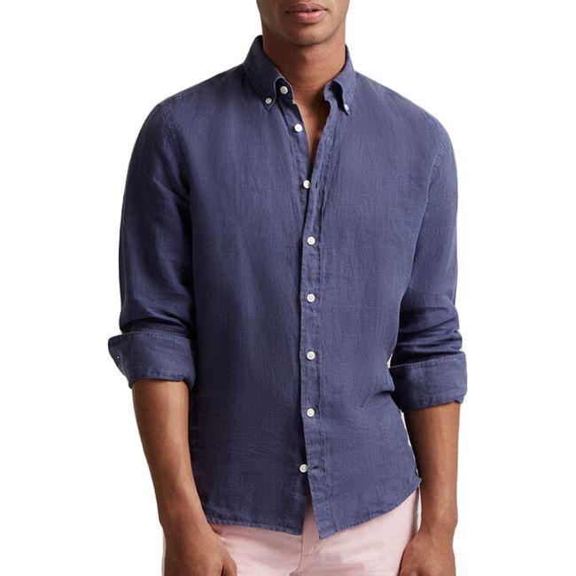 hackett-camisa-de-lino-rosa-hm308175238-1