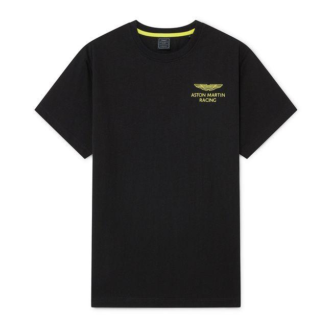 hackett-camiseta-logo-negra-hm500362999-1