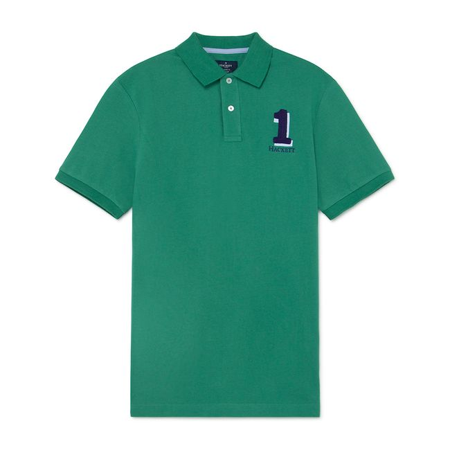 hackett-polo-fit-clasico-verde-hm5625476fp-