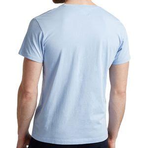 hackett-camiseta-logo-celeste-hm500296564-2