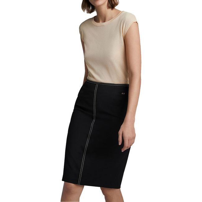 roberto-verino-falda-lapiz-negra-con-cinta-grosgrain-1011006635899-1
