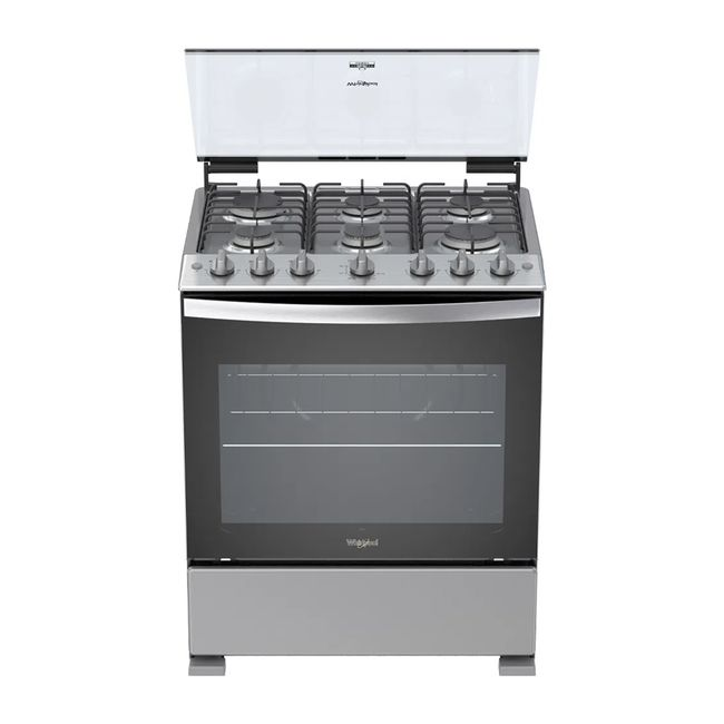 whirlpool-cocina-a-gas-silver-LWFR3310D-1