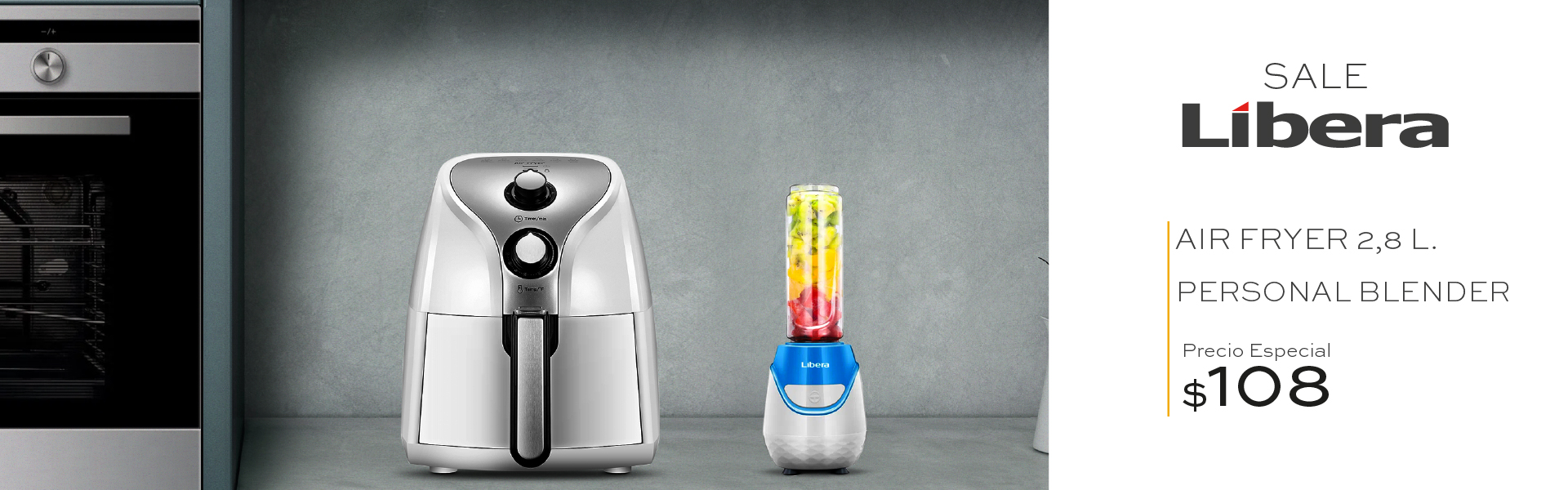 Combo Airfryer
